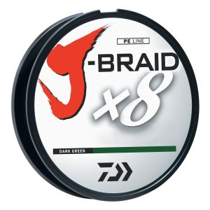 Daiwa-J 8 Strand Braided Fishing Line