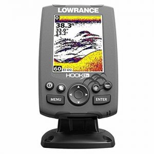Lowrance Hook-3X Sonar Depth Finder