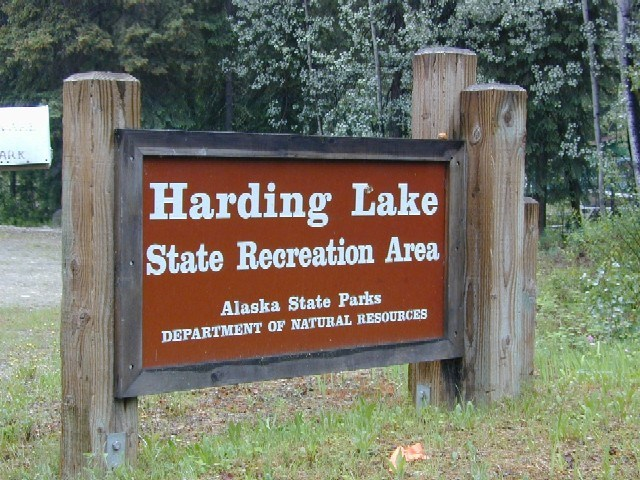 Harding Lake SRA